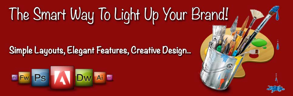 Graphic-Design-Banner-Red